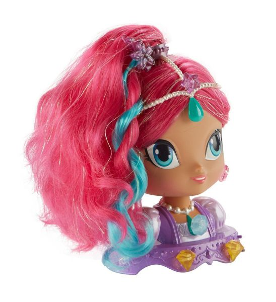 Nickelodeon Shimmer & Shine Sparkle & Style Shimmer Playset